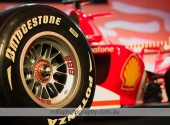 Ferrari F1 Event Photography