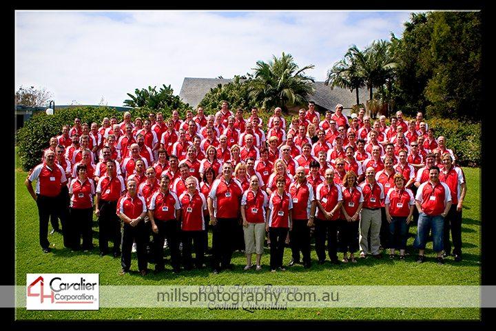 Team Photography Sunshine Coast