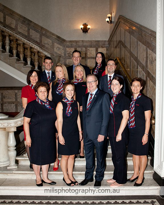Corporate Team Photography