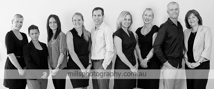 Sunshine Coast Corporate Photography