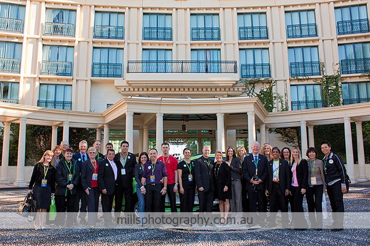 Corporate Team Photography Gold Coast