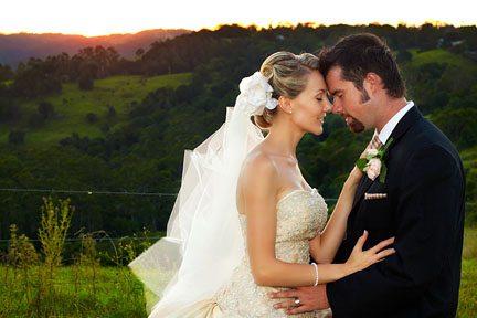 Wedding Photography Sunshine Coast Hinterland