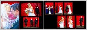 Custom Wedding Albums