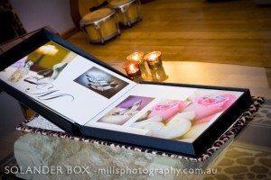 Bespoke Wedding Albums